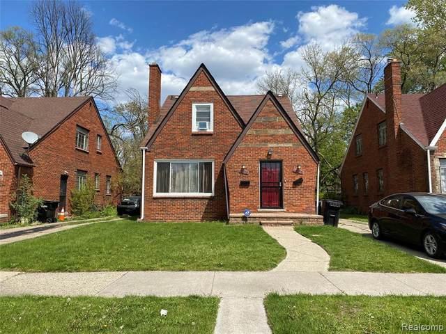 18070 Hubbell Street, Detroit, MI 48235 (#2210035312) :: The BK Agency