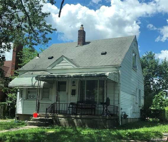 6833 Stahelin Avenue, Detroit, MI 48228 (#2210035348) :: The Mulvihill Group
