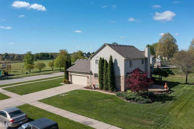 31143 Broderick, Chesterfield Twp, MI 48051 (#58050041771) :: The Mulvihill Group