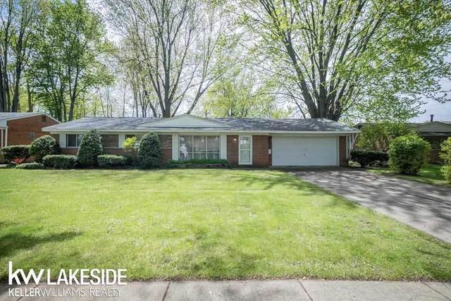 34320 Jerome, Chesterfield Twp, MI 48047 (#58050041778) :: The Mulvihill Group