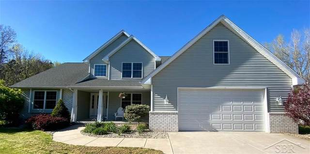 12584 W Freeland, Tittabawassee Twp, MI 48623 (#61050041784) :: Real Estate For A CAUSE