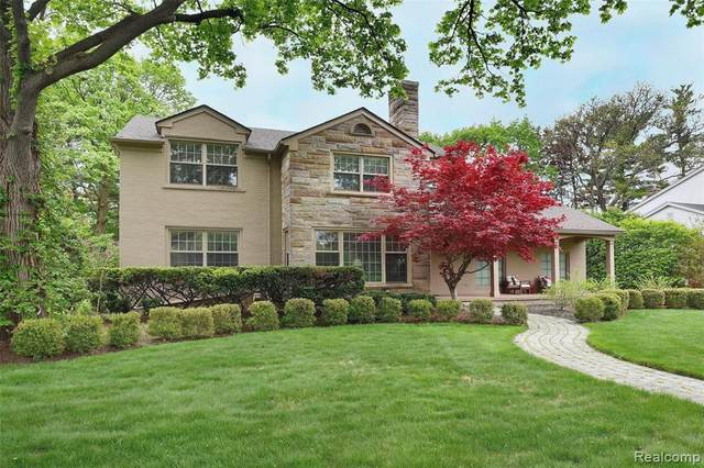 3535 Bradway Blvd, Bloomfield Hills, MI 48301 (#2210035414) :: Keller Williams West Bloomfield