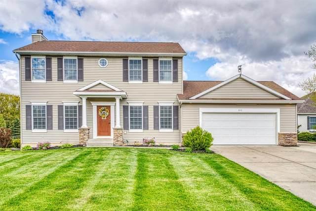 843 Sunrise Court, Walker, MI 49534 (#65021017253) :: Real Estate For A CAUSE