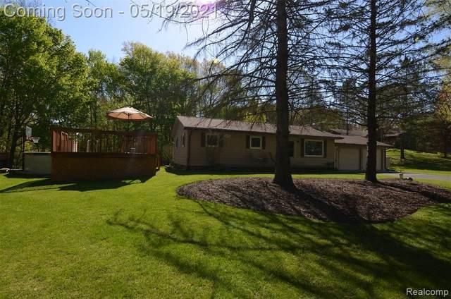1648 Indian Road, Oregon Twp, MI 48446 (#2210035441) :: Novak & Associates
