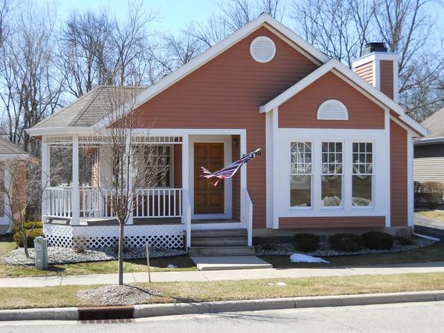 3237 Woodberry Drive SE #21, Kentwood Twp, MI 49512 (#65021017304) :: Real Estate For A CAUSE