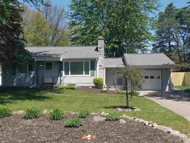 4158 Seidel Place, Saginaw Twp, MI 48638 (#61050041812) :: Real Estate For A CAUSE
