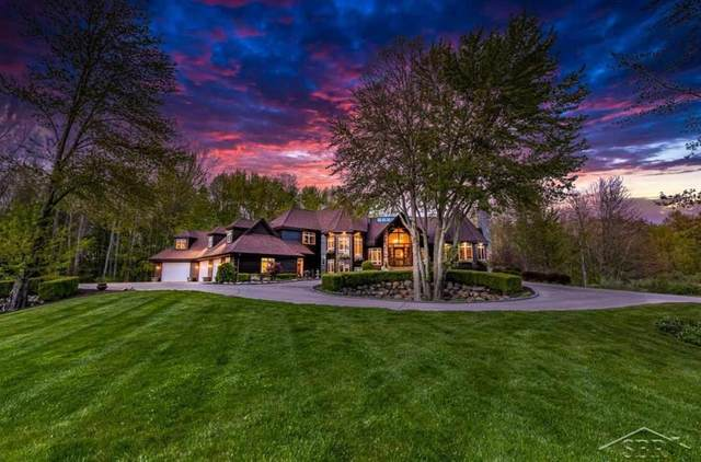 25 Hunters Ridge, Thomas Twp, MI 48609 (#61050041818) :: Real Estate For A CAUSE