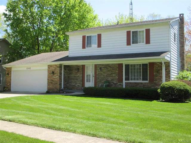 1142 Pleasantview Dr, Flushing, MI 48433 (#5050041828) :: Real Estate For A CAUSE