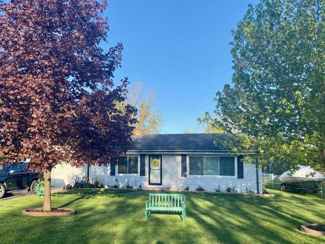 225 Raleigh Place, Lennon, MI 48449 (#5050041836) :: The Alex Nugent Team | Real Estate One