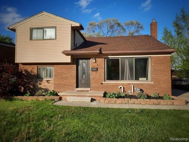 31015 Mackenzie Drive, Westland, MI 48185 (#2210035540) :: Real Estate For A CAUSE
