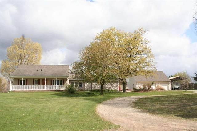 4896 Church Rd, Perry Twp, MI 48872 (#5050041837) :: Real Estate For A CAUSE