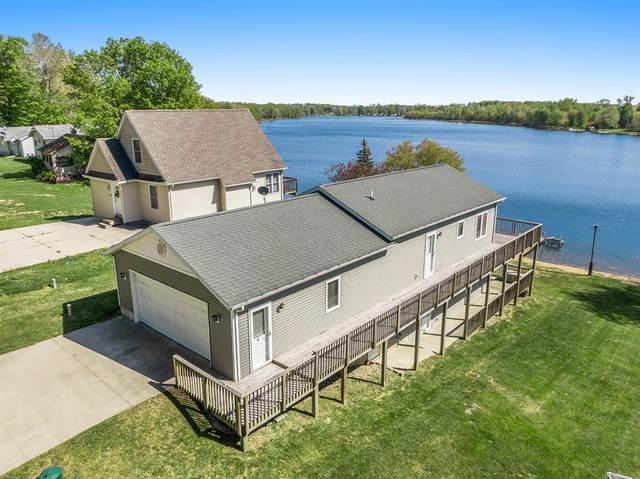 3718 Peterson Drive, Cheshire Twp, MI 49055 (#66021017353) :: Keller Williams West Bloomfield