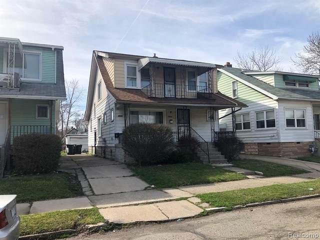 8593 American Street, Detroit, MI 48204 (#2210035566) :: The BK Agency
