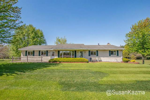 7337 Port Sheldon Street, Blendon Twp, MI 49426 (#65021017390) :: Novak & Associates