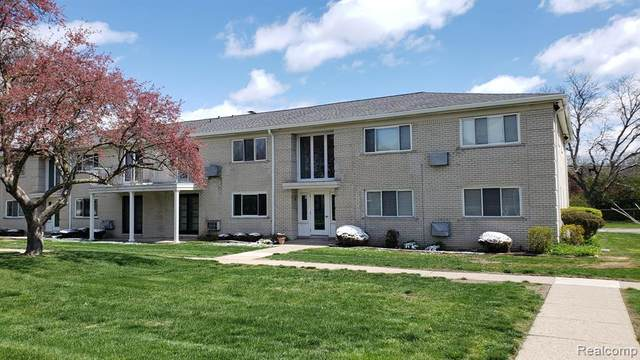 4113 Telegraph Rd # D-128, Bloomfield Twp, MI 48302 (#2210035604) :: The Alex Nugent Team | Real Estate One