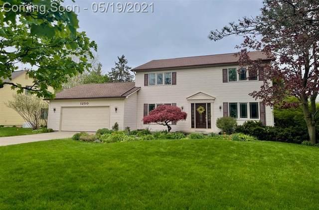 1250 Morehead Court, Ann Arbor, MI 48103 (#543280867) :: BestMichiganHouses.com