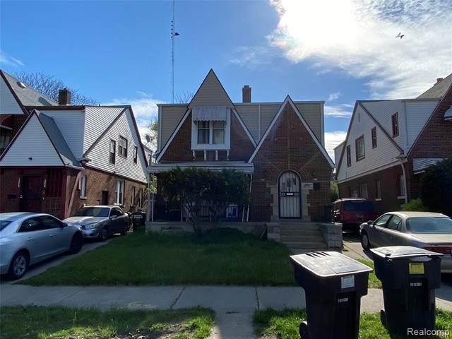 13918 Roselawn Street, Detroit, MI 48238 (#2210035611) :: The BK Agency