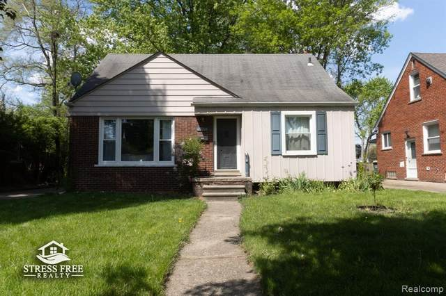 23261 Norwood Street, Oak Park, MI 48237 (#2210035648) :: The BK Agency