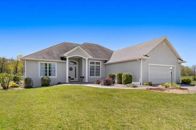 23695 Hidden River Drive, Nottawa Twp, MI 49091 (#69021017418) :: The Alex Nugent Team | Real Estate One