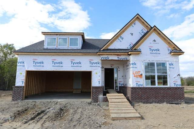 47892 N Barrington Drive N, Canton Twp, MI 48188 (#2210035666) :: The Alex Nugent Team | Real Estate One