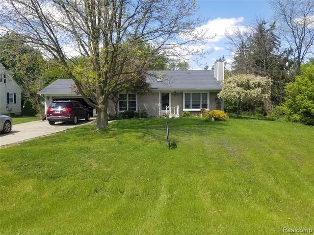 788 W Wilkinson, Owosso, MI 48867 (#2210035699) :: Real Estate For A CAUSE