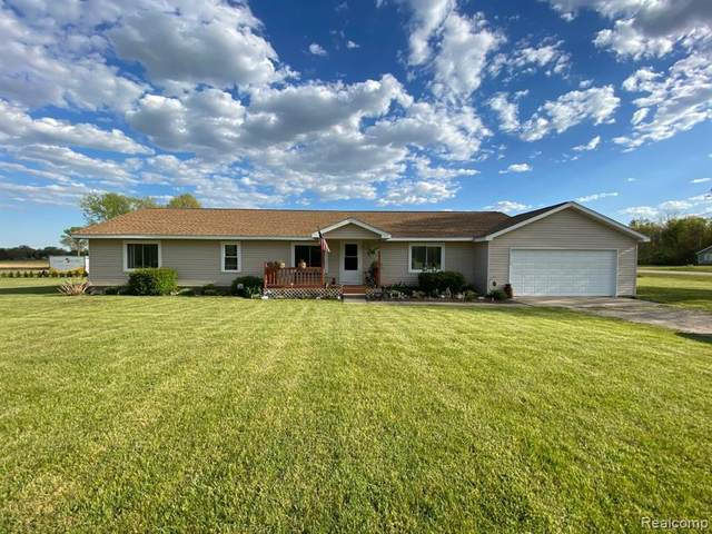 46165 Kozma Street, Sumpter Twp, MI 48111 (#2210035714) :: The Mulvihill Group