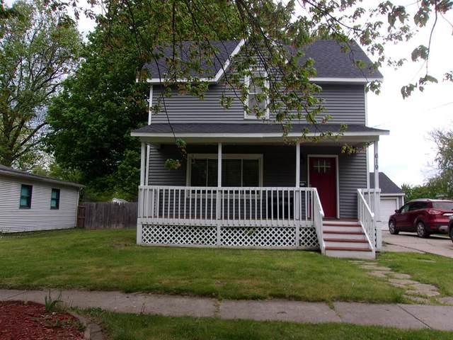 619 E Bond Street, Hastings, MI 49058 (#65021017449) :: The Alex Nugent Team   Real Estate One