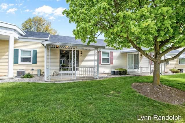 991 Village Lane, Georgetown Twp, MI 49428 (#65021017523) :: Novak & Associates