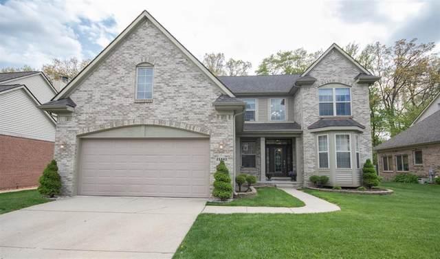 25843 Cove Creek Drive, Taylor, MI 48180 (#543280922) :: GK Real Estate Team