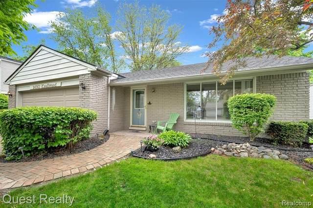 24363 Knollwood Street, Novi, MI 48375 (#2210036002) :: Duneske Real Estate Advisors