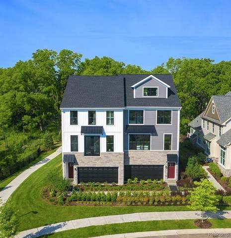 2985 Stoke Way #193, Ann Arbor, MI 48105 (#2210036033) :: The Alex Nugent Team | Real Estate One