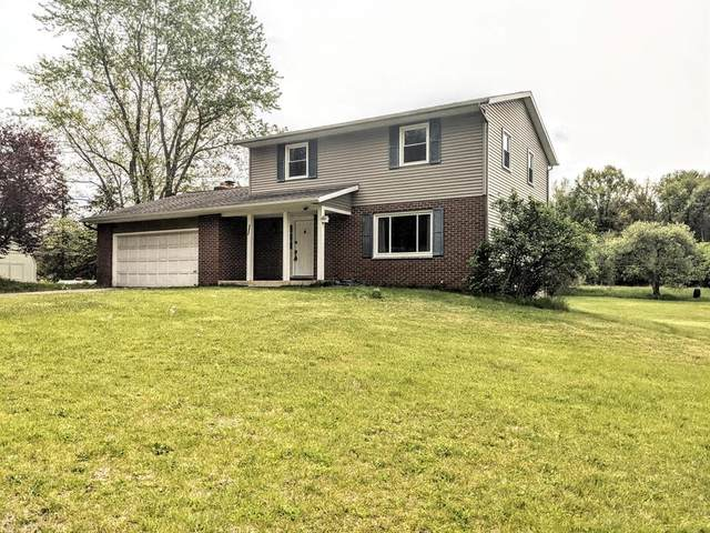 1552 Meachem Road, Bedford Twp, MI 49017 (#64021017555) :: The Mulvihill Group