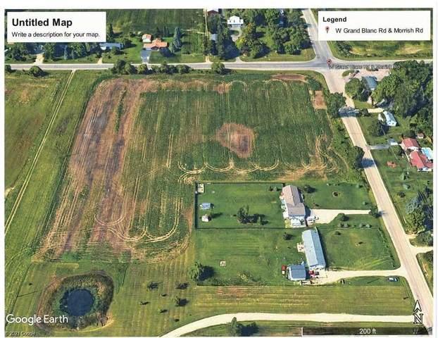 Grand Blanc Road, Swartz Creek, MI 48473 (#5050041981) :: Real Estate For A CAUSE