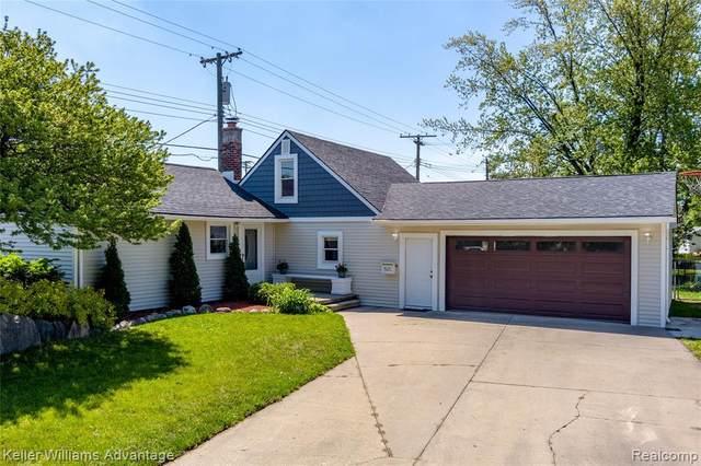 564 Allen Avenue, Clawson, MI 48017 (#2210036072) :: Real Estate For A CAUSE