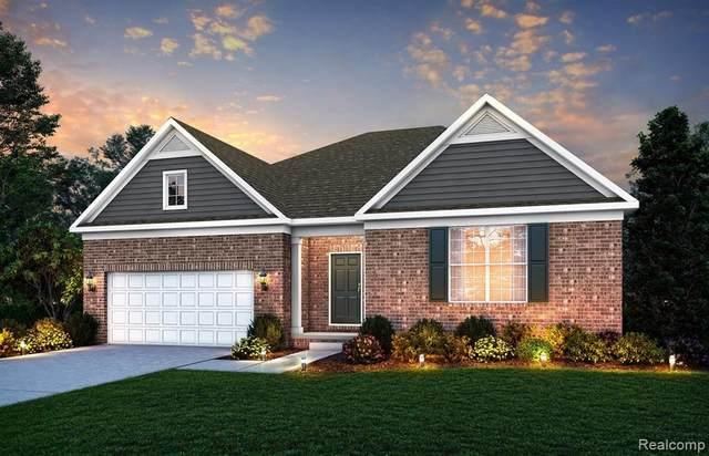 2547 Meadow Hills Drive, Ann Arbor, MI 48108 (#2210036154) :: The Alex Nugent Team | Real Estate One