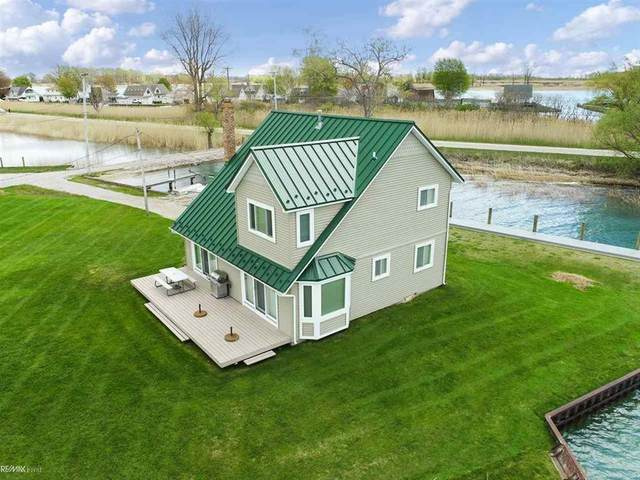 8748 South Channel, Clay Twp, MI 48028 (#58050042023) :: The Mulvihill Group