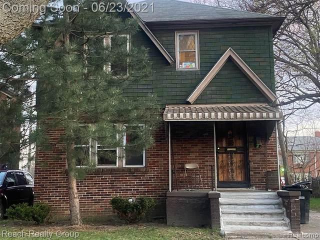 10335 Kramer Street, Detroit, MI 48204 (#2210036193) :: Alan Brown Group
