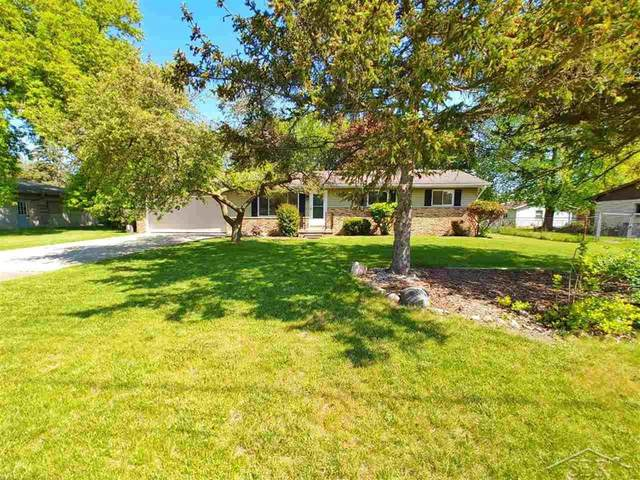 5100 Shattuck, Saginaw Twp, MI 48603 (#61050042027) :: Alan Brown Group