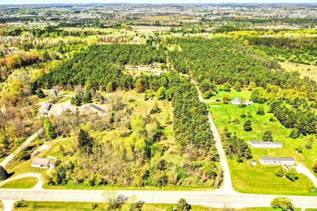 22 Acres Mackinaw Trail, Lincoln Twp-Osceola, MI 49677 (#72021017650) :: Alan Brown Group