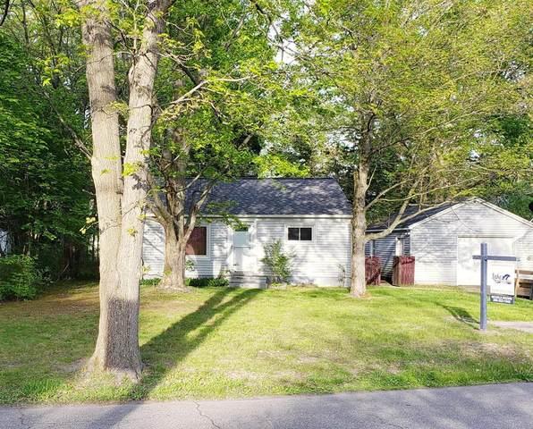 1671 South Shore Drive, Portage, MI 49002 (#66021017656) :: The Mulvihill Group