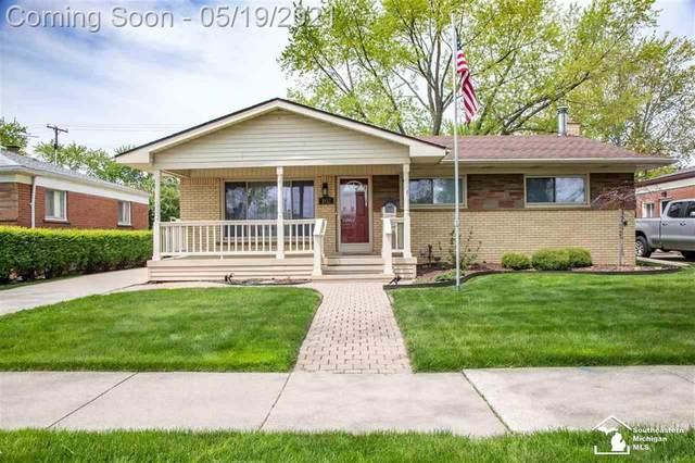 1852 Grange, Trenton, MI 48183 (#57050042081) :: GK Real Estate Team