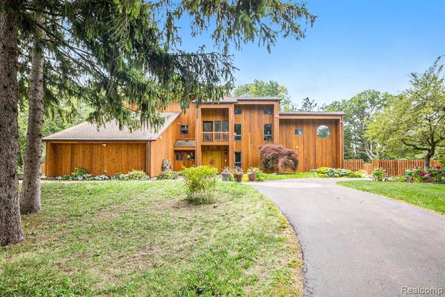 4340 E Huron River Drive, Ann Arbor Twp, MI 48105 (#2210036594) :: BestMichiganHouses.com