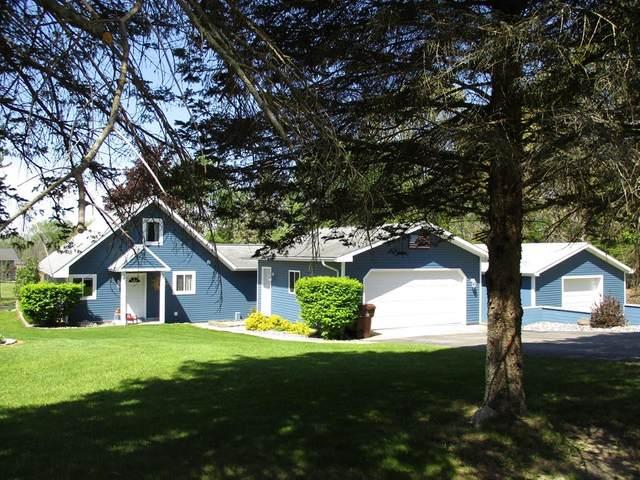 3955 E Shore Drive, Douglass Twp, MI 48888 (#65021017887) :: Real Estate For A CAUSE