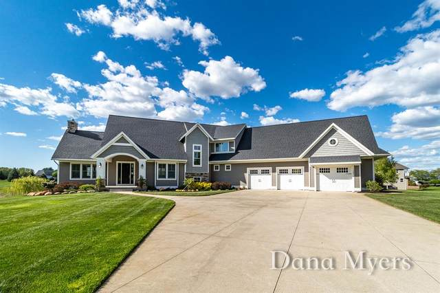 12876 Windy Ridge Drive, Thornapple Twp, MI 49316 (#65021017903) :: Real Estate For A CAUSE