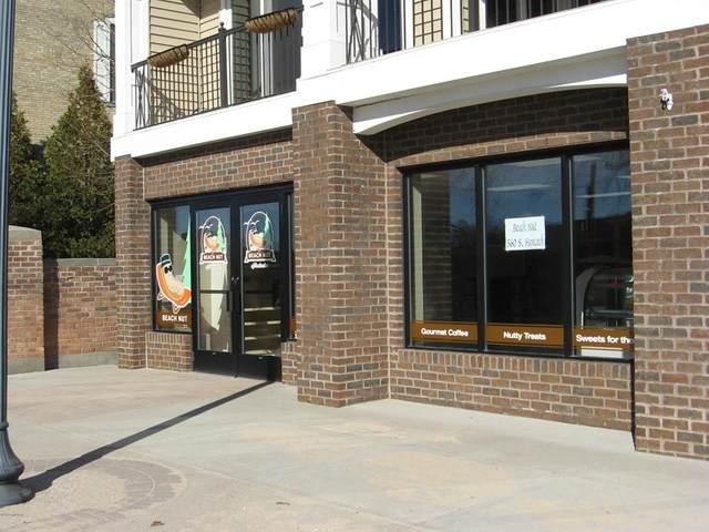 560 S Hancock Street Unit 7, PENTWATER VLG, MI 49449 (#72021017995) :: Novak & Associates