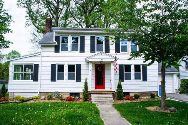 127 N O Keefe Street, Cassopolis Vlg, MI 49031 (#69021018050) :: Real Estate For A CAUSE