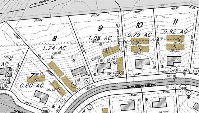 Lot 10 Alden Ct, Vergennes Twp, MI 49331 (#65021018068) :: Real Estate For A CAUSE