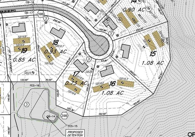Lot 18 Alden Ct, Vergennes Twp, MI 49331 (#65021018083) :: Real Estate For A CAUSE