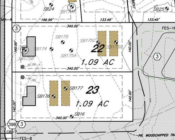 Lot 23 Alden Ct, Vergennes Twp, MI 49331 (#65021018090) :: Real Estate For A CAUSE