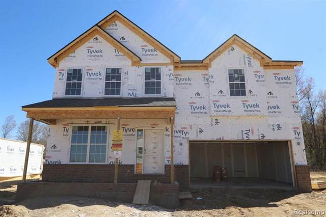 8401 Sharon Drive, White Lake Twp, MI 48386 (#2210037349) :: Real Estate For A CAUSE